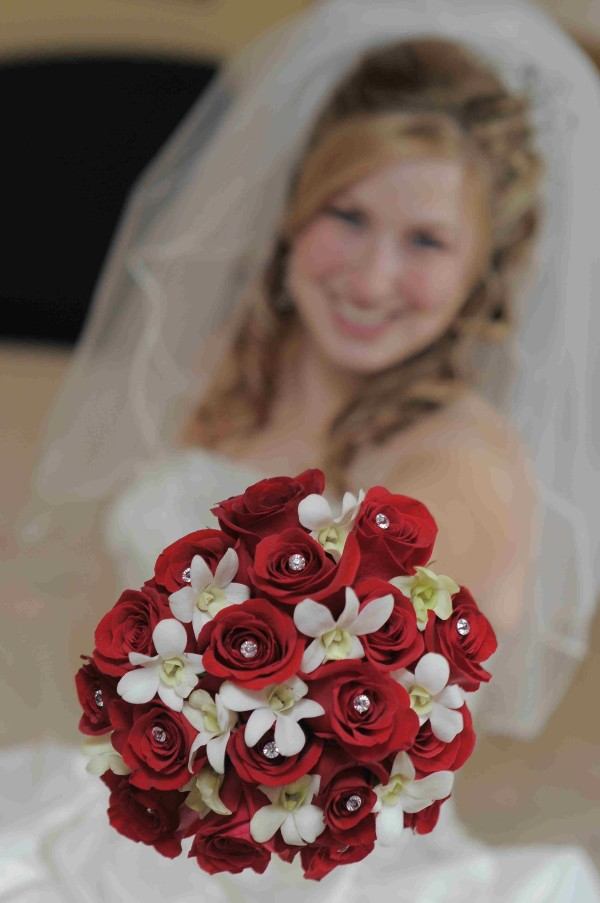 Montreal Wedding Flowers - Bridal Bouquet